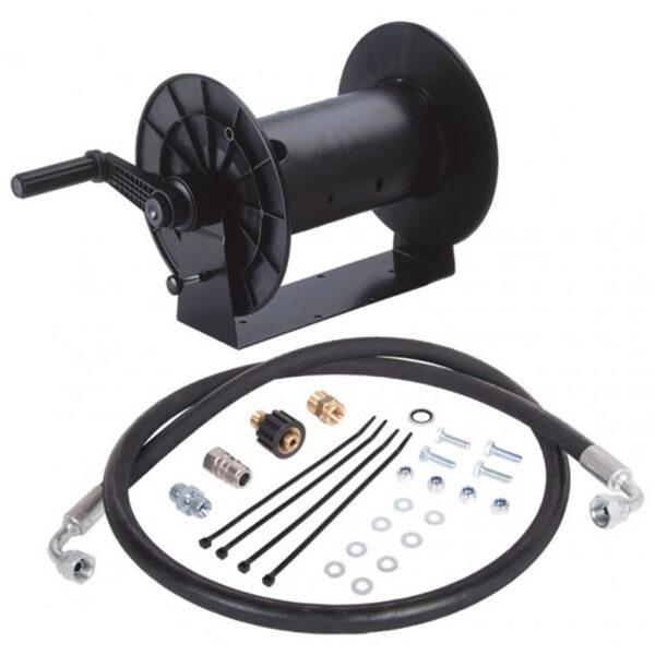 Pressure Washer 40m Hose Reel Kit