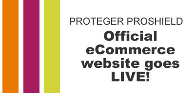 After months of hard work and dedication, we are excited to officially announce the launch of our eCommerce website, www.proshieldsolutions.com. Our website offers our viewers a user-friendly, easy to navigate fresh website, allowing our viewers to easily browse for information and solutions on how Proteger ProShield can provide you solutions to meet your business goals. […]