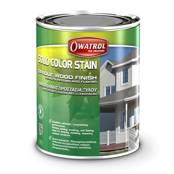 Owatrol Solid Colour Stain