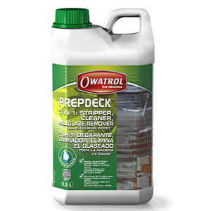 Prepdeck Stripper Cleaner