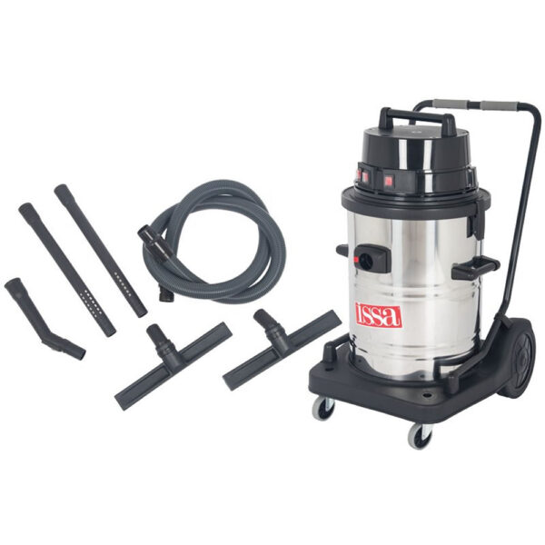 Soteco ISSA633 Wet and Dry Vacuum Cleaner