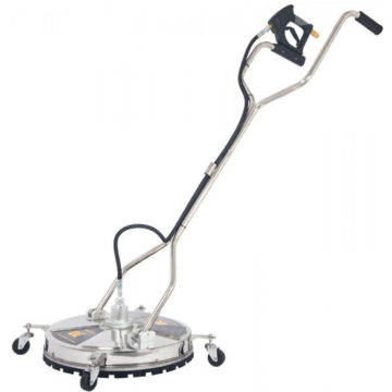 20″ Whirlaway Surface Cleaner – Stainless Steel