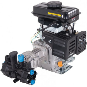 Comet MC18 Petrol Engine Pump Unit